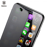 Black Slim Flip 360 Full Body Protective TPU iPhone X Case